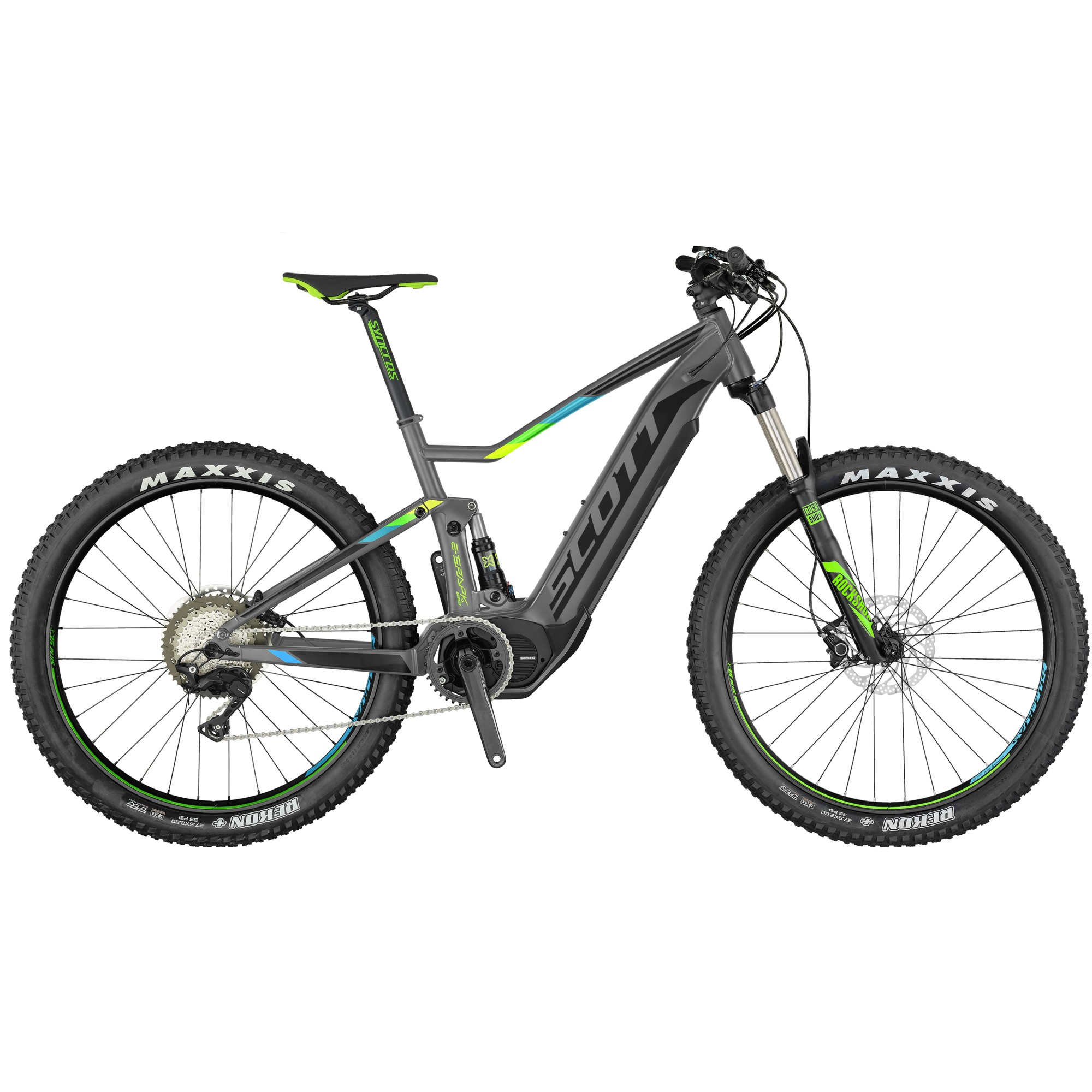 9066a5a2e36 2017 Scott E-Spark 720 Plus Electric Mountain Bike £4,199.00