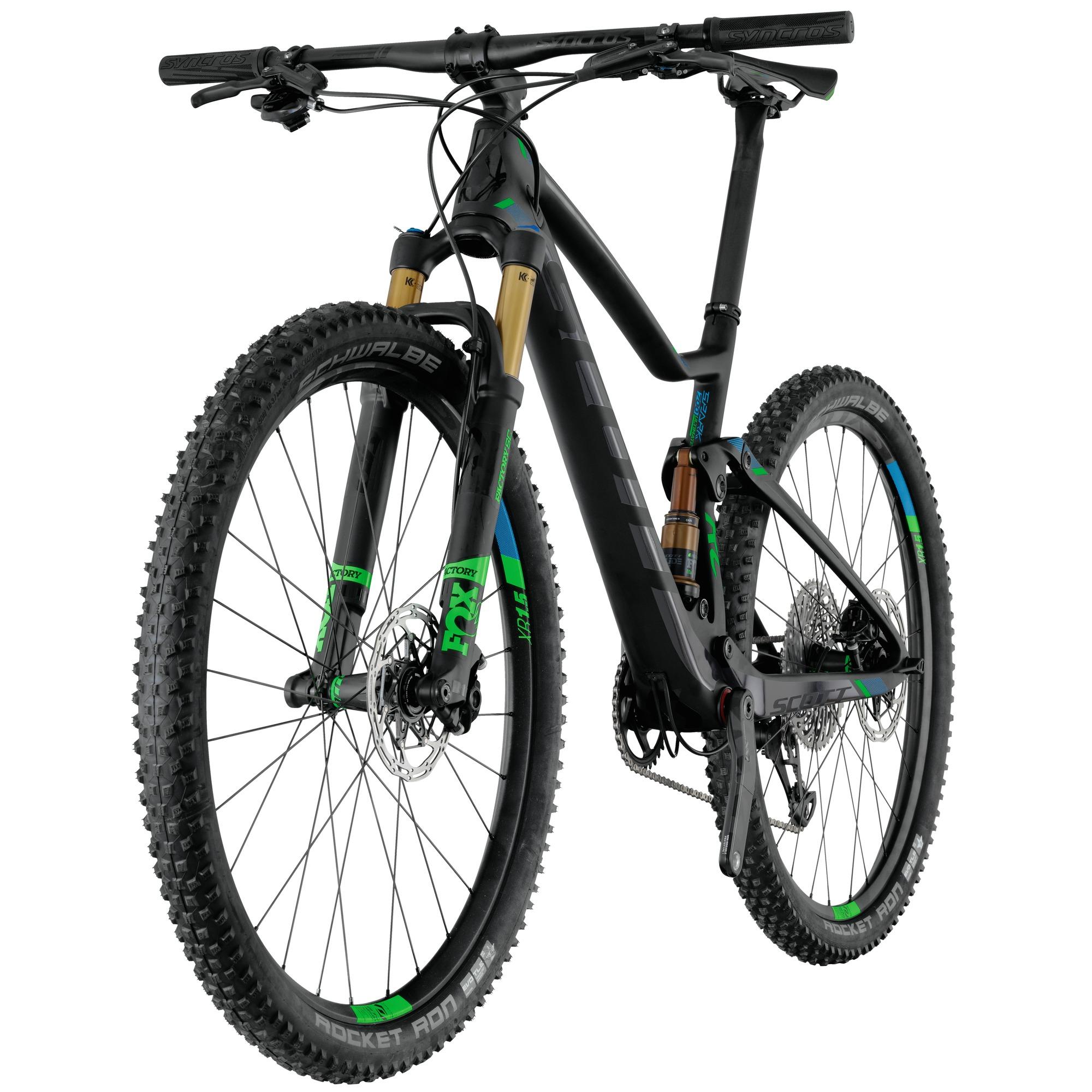 2017 Scott Spark RC 700 Ultimate Carbon Mountain Bike £6,899.00
