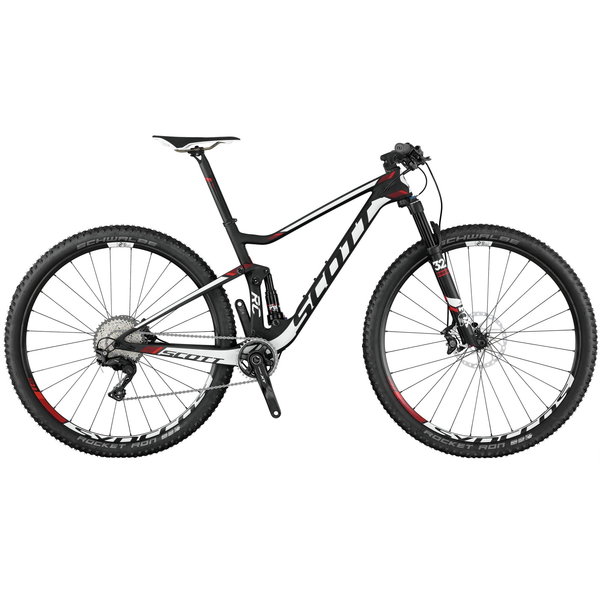 2017 Scott Spark RC 700 Ultimate Carbon Mountain Bike