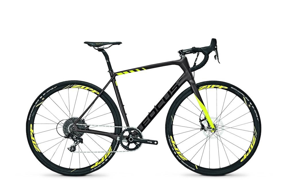 2017 Focus Paralane Factory Apex 1 Carbon Road Bike 3 199 00