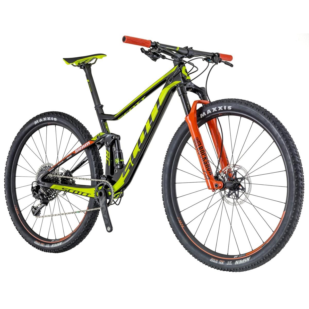 Scott Spark 700 SL 2014 review - The Bike List