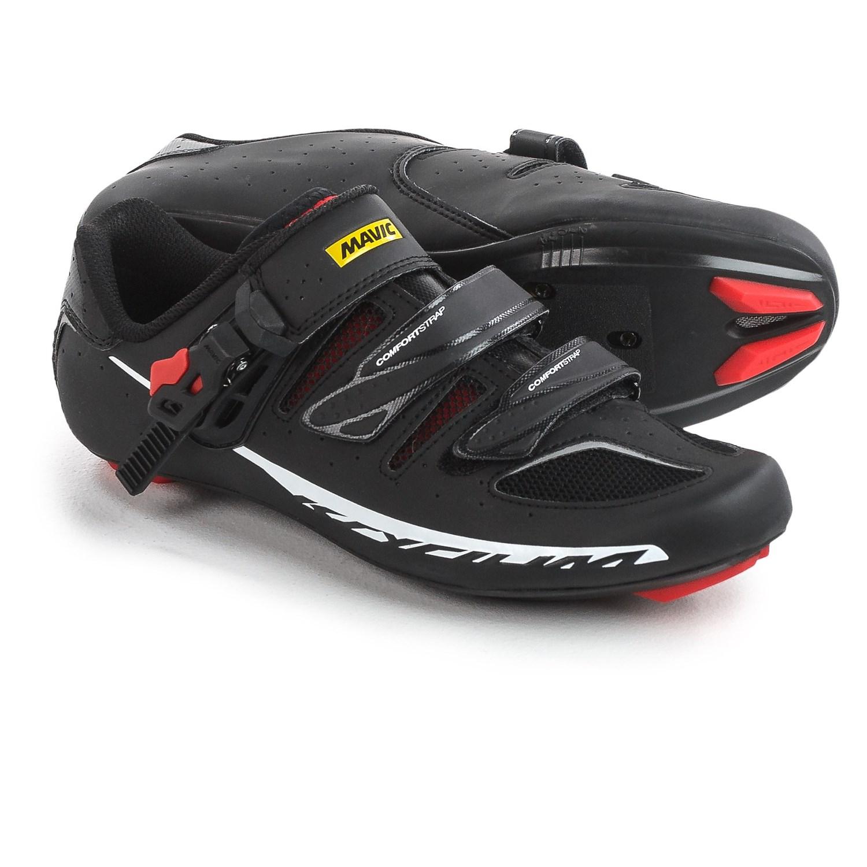 Mavic Ksyrium Elite II Road Shoe Black